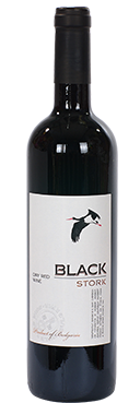 Black Stork - Dry red wine